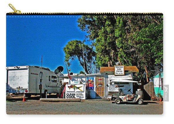 Sherman Lake Marina Carry-all Pouch