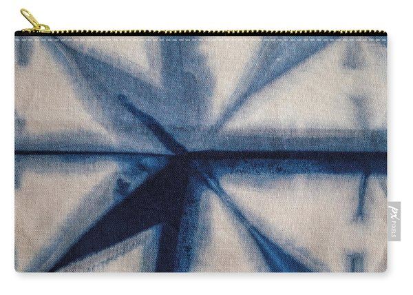Shibori 12 Carry-all Pouch