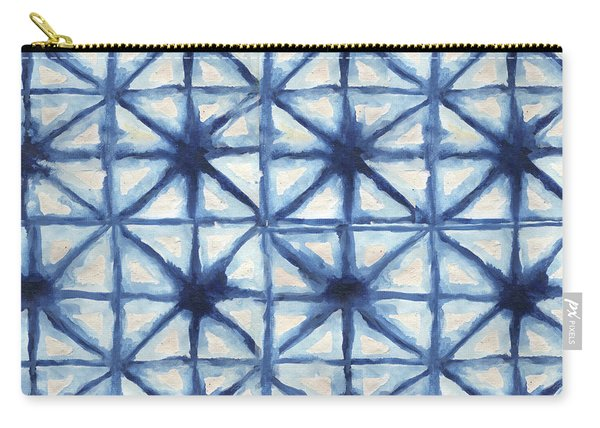 Shibori Iv Carry-all Pouch