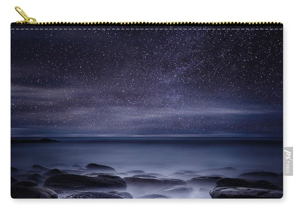 Shining In Darkness Carry-all Pouch