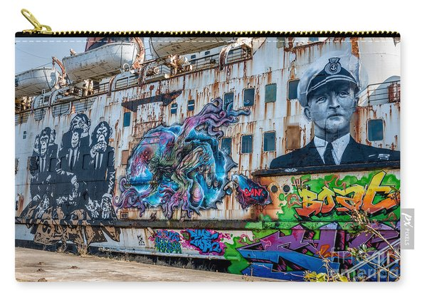 Ship Art Carry-all Pouch