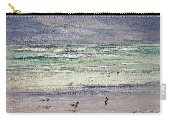 Shoreline Birds IIi Carry-all Pouch