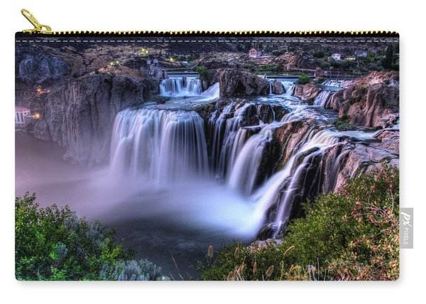 Shoshone Falls Carry-all Pouch