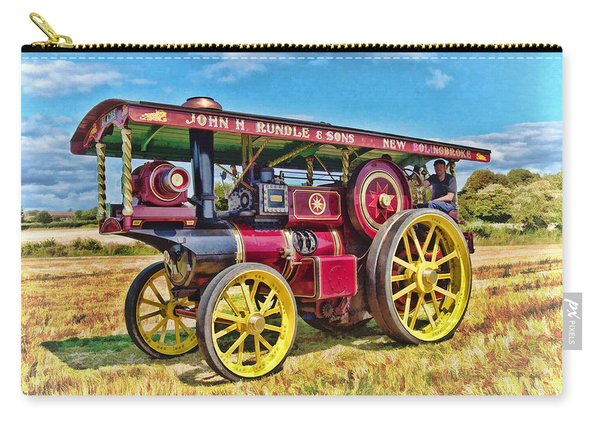 Showmans Engine Carry-all Pouch
