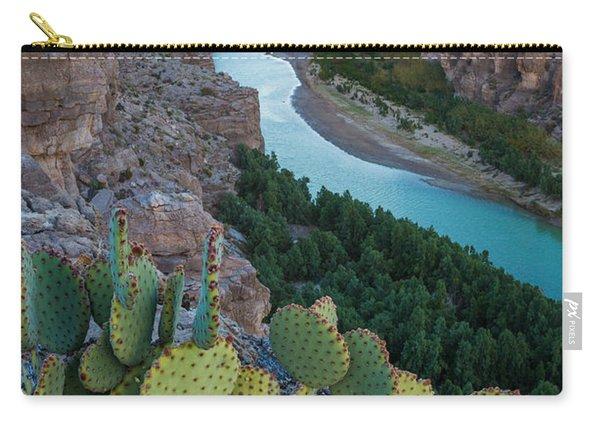 Sierra Del Carmen Carry-all Pouch