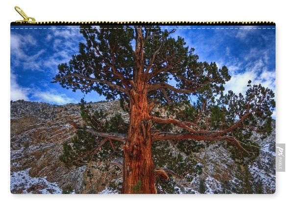 Sierra Pine Carry-all Pouch