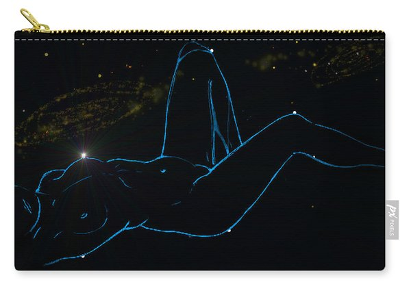 Sign Of The Zodiac Woman Ce 2 Carry-all Pouch