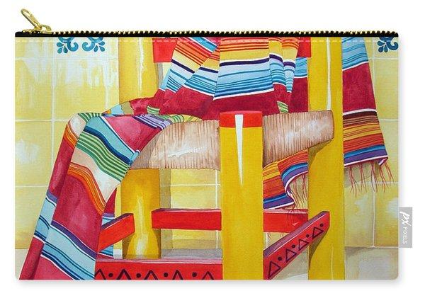 Silla De La Cocina--kitchen Chair Carry-all Pouch