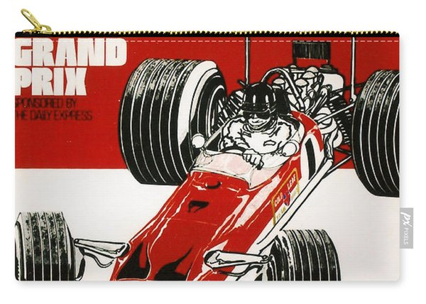 Silverstone Grand Prix 1969 Carry-all Pouch