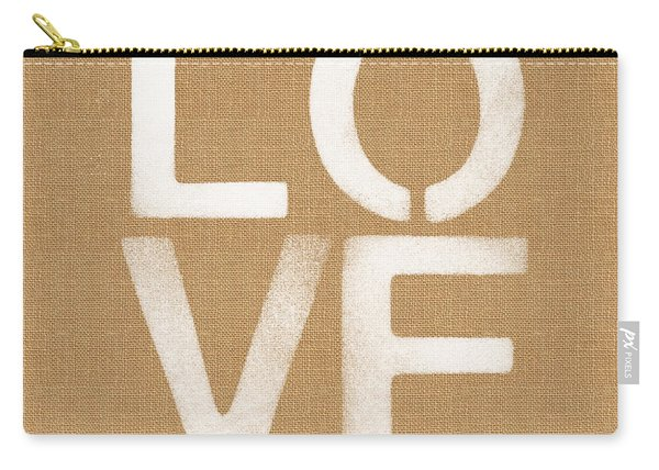 Simple Love Carry-all Pouch
