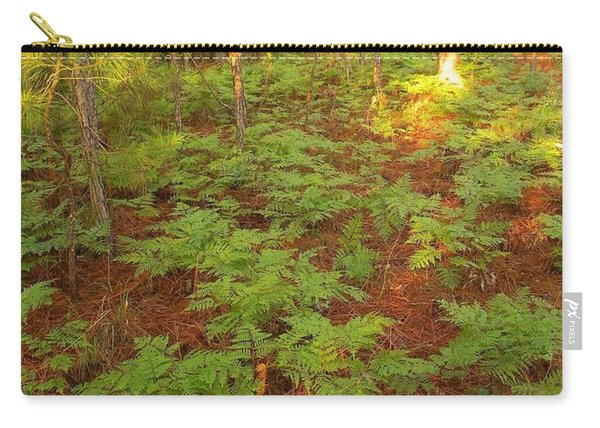 Fern Favorite Carry-all Pouch