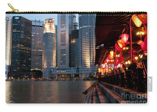 Singapore Boat Quay 02 Carry-all Pouch