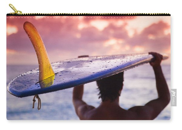 Single Fin Surfer Carry-all Pouch