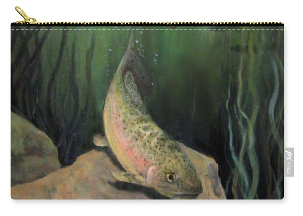 Single Trout Carry-all Pouch