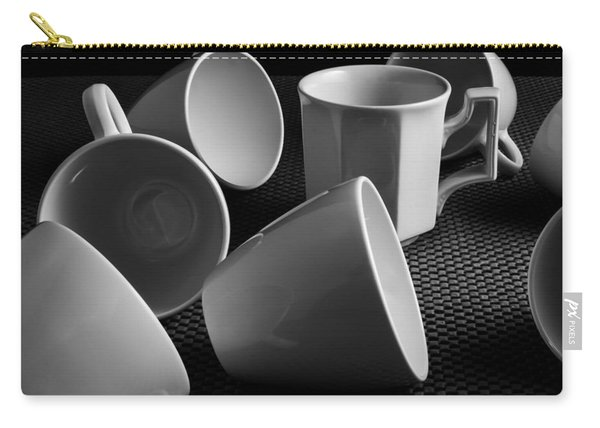 Singled Out - Coffee Cups Carry-all Pouch