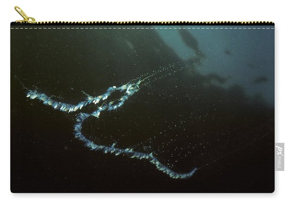 Siphonophore Stephonomia Sp Carry-all Pouch