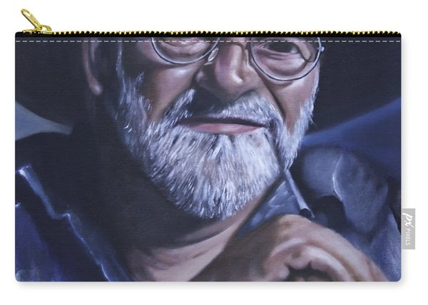 Sir Terry Pratchett Carry-all Pouch