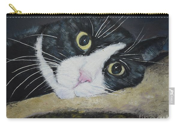 Sissi The Cat 3 Carry-all Pouch