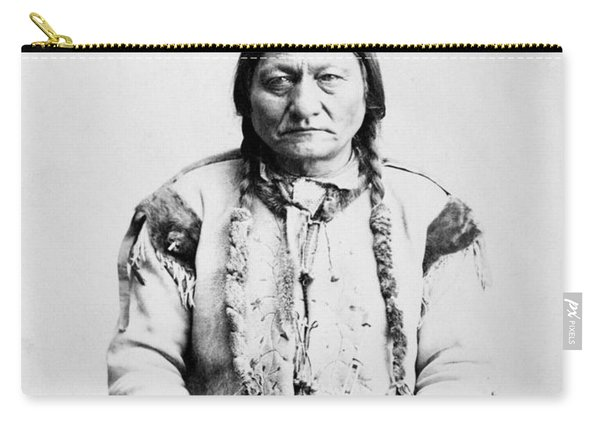 Sitting Bull Carry-all Pouch