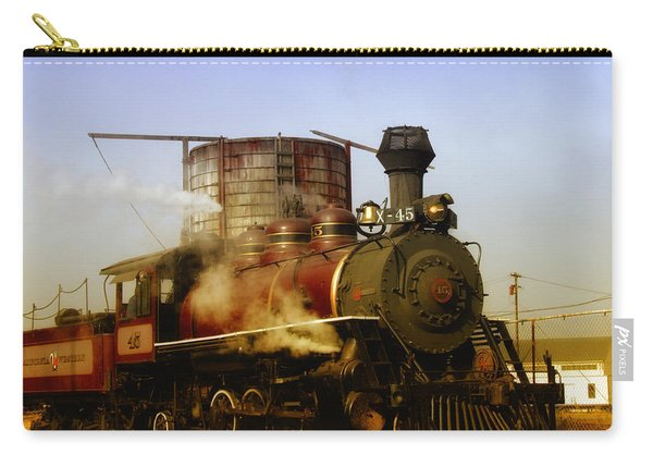 Skunk Train Carry-all Pouch
