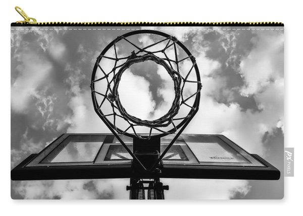 Sky Hoop Basketball Time Carry-all Pouch