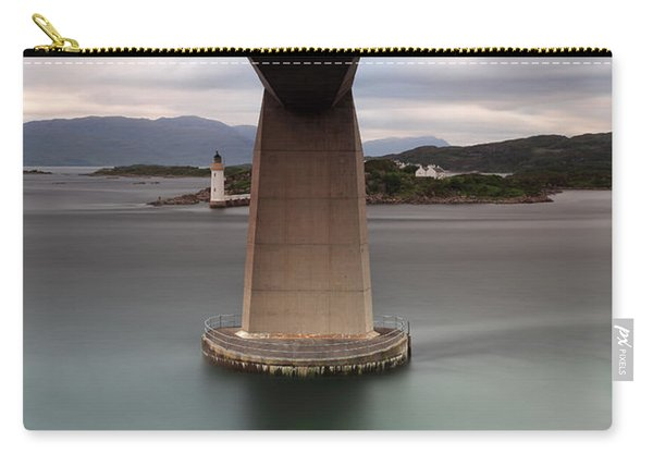 Skye Bridge At Sunset Carry-all Pouch