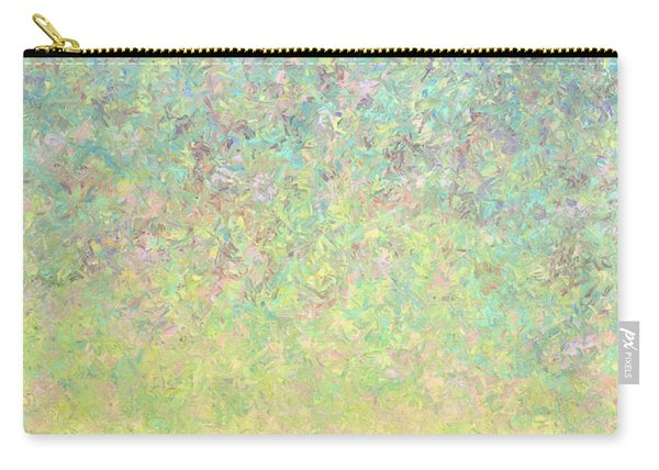 Skywatching In A Painting Carry-all Pouch