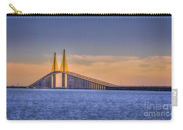 Skyway Bridge Carry-all Pouch