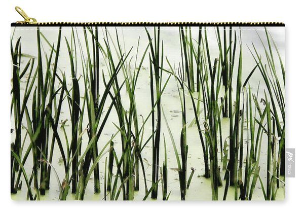 Slender Reeds Carry-all Pouch