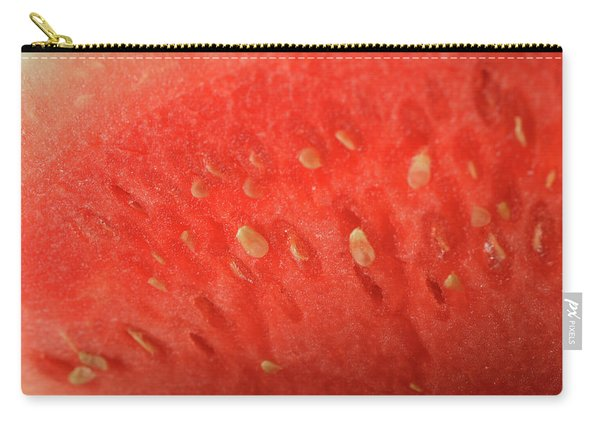 Slice Of Watermelon (detail) Carry-all Pouch