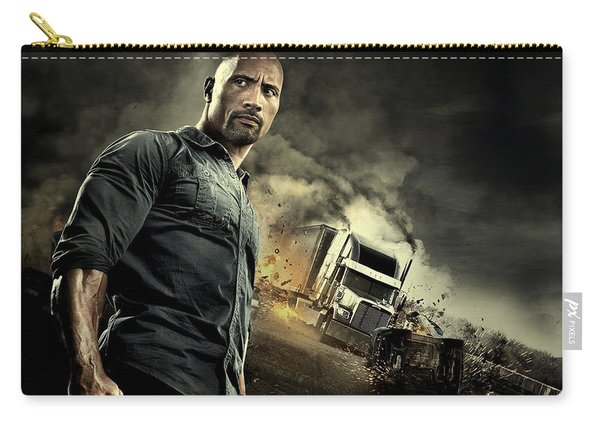 Snitch Dwayne Johnson  Carry-all Pouch