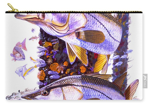 Snook Piling Carry-all Pouch