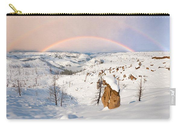 Snow Capped Hoodoo's Carry-all Pouch