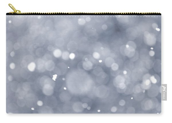 Snowfall  Carry-all Pouch