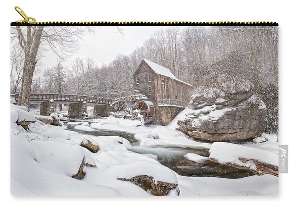 Snowglade Creek Grist Mill 1 Carry-all Pouch