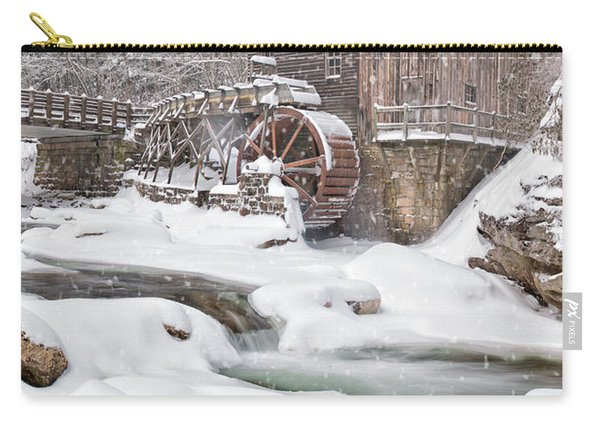 Snowglade Creek Grist Mill Carry-all Pouch