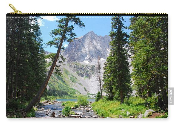 Snowmass Peak Landscape Carry-all Pouch
