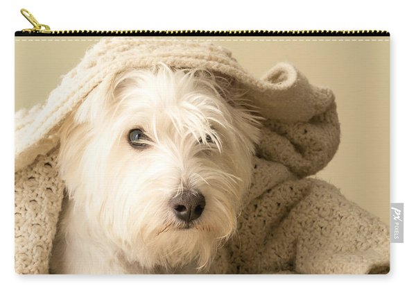 Snuggle Dog Carry-all Pouch