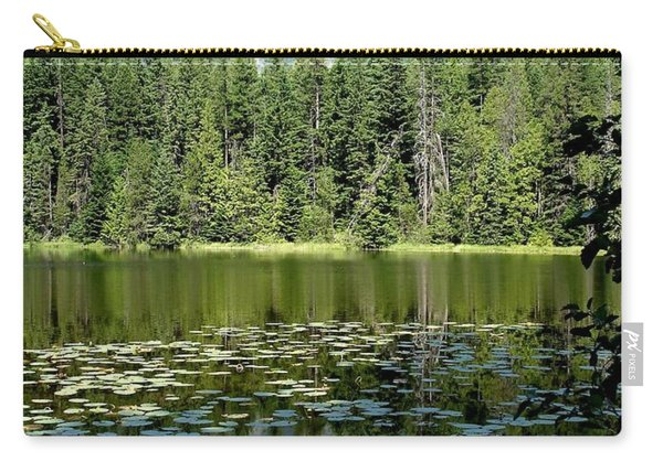 Snyder Lake Reflection Carry-all Pouch
