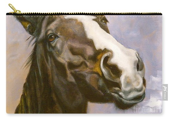 Hot To Trot Carry-all Pouch