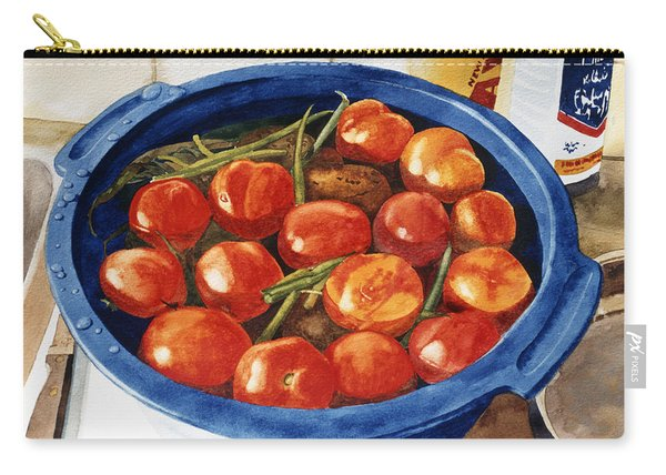 Soaking Tomatoes Carry-all Pouch