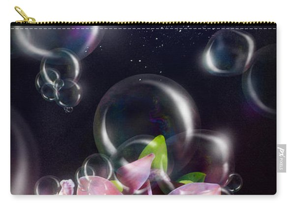 Soap Bubbles Carry-all Pouch