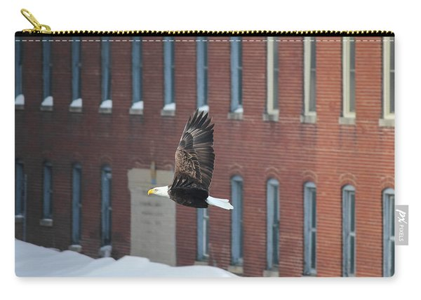 Soaring To Greatness Carry-all Pouch