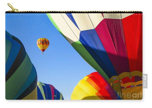 Socorro Balloon Fiesta Carry-all Pouch