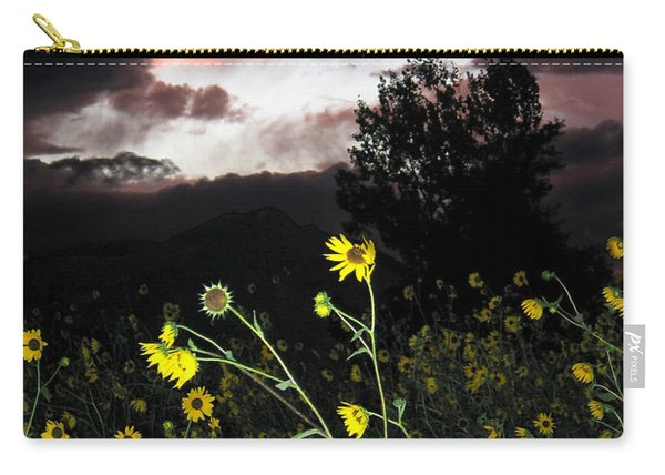 Socorro Sunset Carry-all Pouch