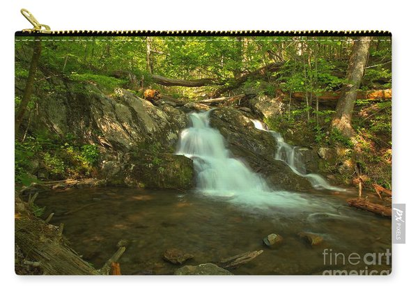 Sodt Light At Uppper Doyles River Falls Carry-all Pouch