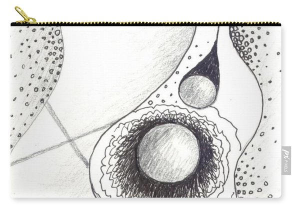 Soft Landings 2 Carry-all Pouch