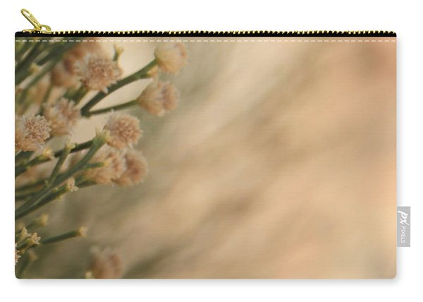 Softness In The Desert Carry-all Pouch