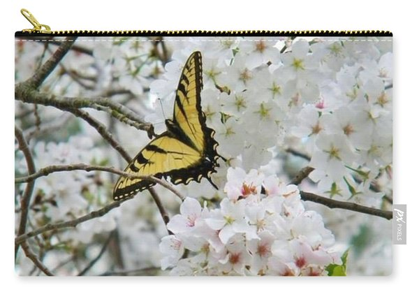 Softness Of Spring Carry-all Pouch