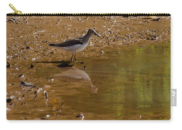 Solitary Sandpiper Carry-all Pouch